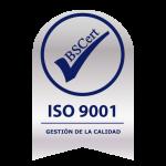 ISO 9001 GESTION CALIDAD MESNET